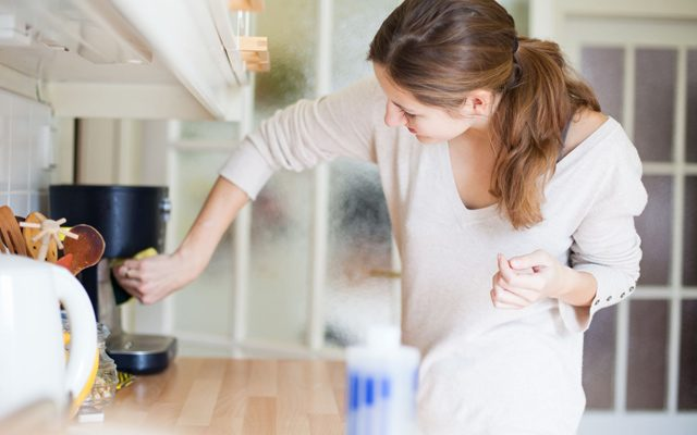 How to: deep clean your kitchen